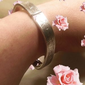 925 Silver Cuff Bracelet